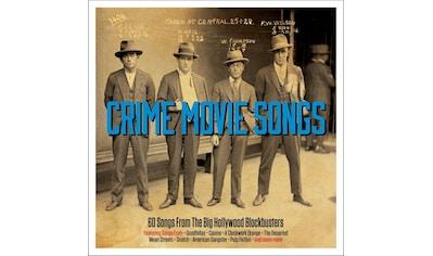 Musik-CD »Crime Movie Songs / Various« kaufen