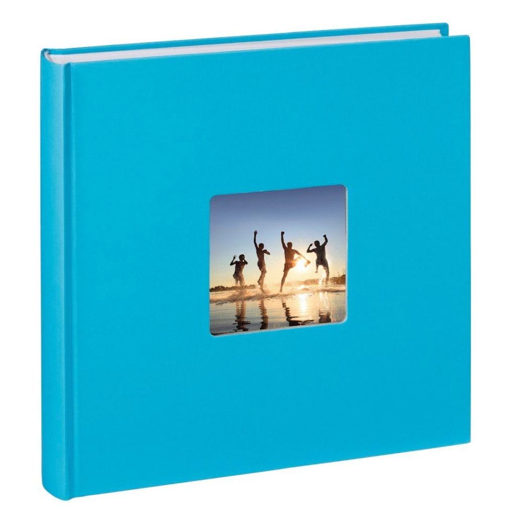 Hama Jumbo Fotoalbum 30 x 30 cm, 100 Seiten, Album, Malibu