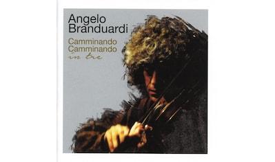 Musik-CD »Camminando Camminando In Tre / Branduardi,Angelo« kaufen