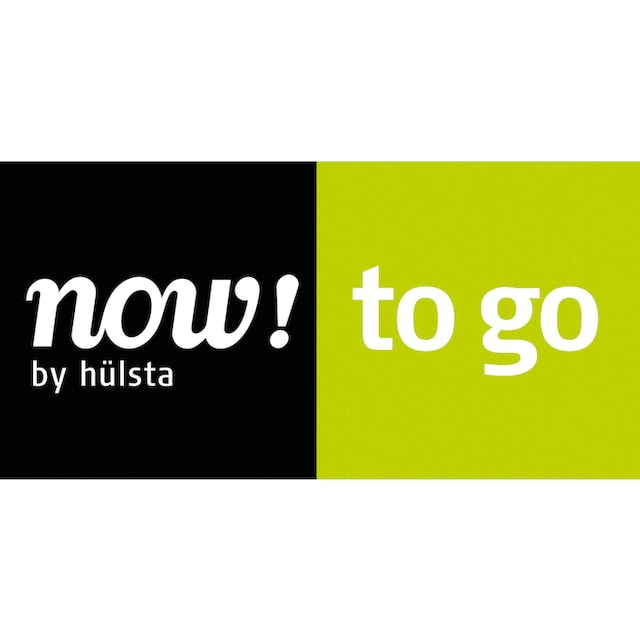 """now! by hülsta Regalelement """"now to go"""" (Set 5 Teile)"""