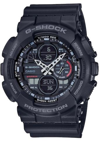 CASIO G-SHOCK Chronograph »GA-140-1A1ER« kaufen