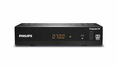Philips DTR3502B DVB - T2 Receiver mit freenetTV (3Monate gratis) kaufen