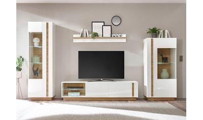INOSIGN Wohnwand »CLAiR Kombi 22«, (Set, 4 St.) kaufen