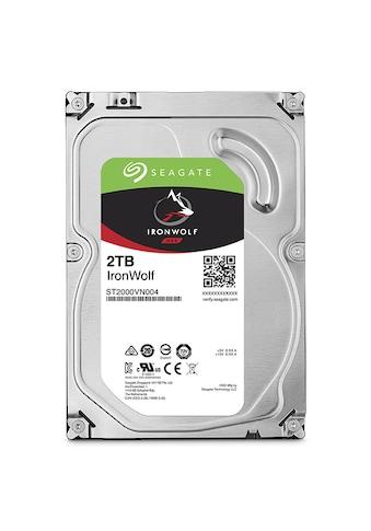 Seagate HDD-Festplatte »IronWolf 2TB«, NAS kaufen