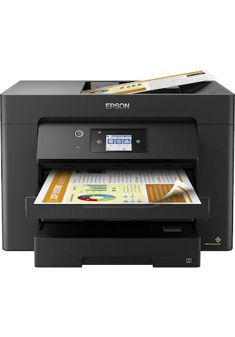 Epson WLAN-Drucker »WorkForce WF-7830DTWF« kaufen