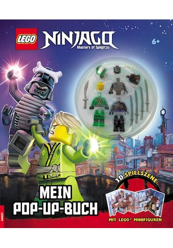 Buch LEGO® NINJAGO®  -  Mein Pop - up - Buch / DIVERSE kaufen