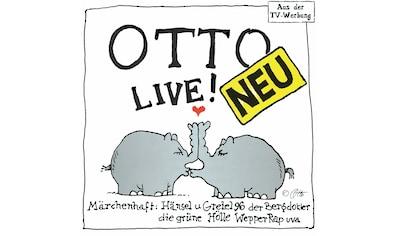 Musik-CD »LIVE ALBUM / OTTO« kaufen