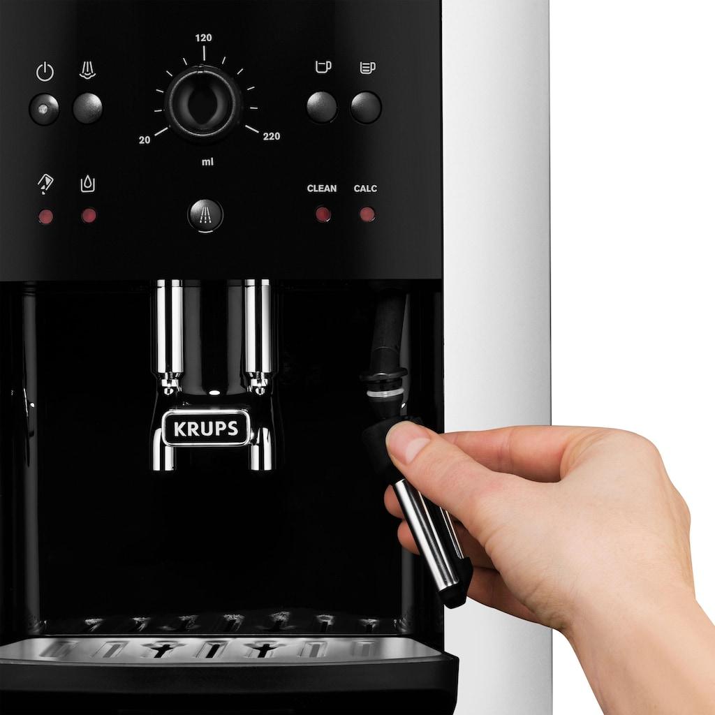 Krups Kaffeevollautomat »EA8118 Arabica Quattro Force«