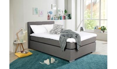 my home Boxbett »Laurin«, Härtegrad 3, mit Topper kaufen