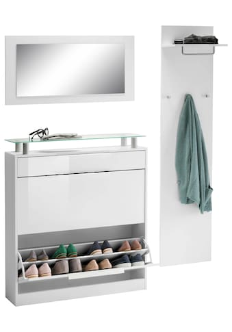 borchardt Möbel Garderoben - Set »Olivia« (Set, 3 - tlg) kaufen