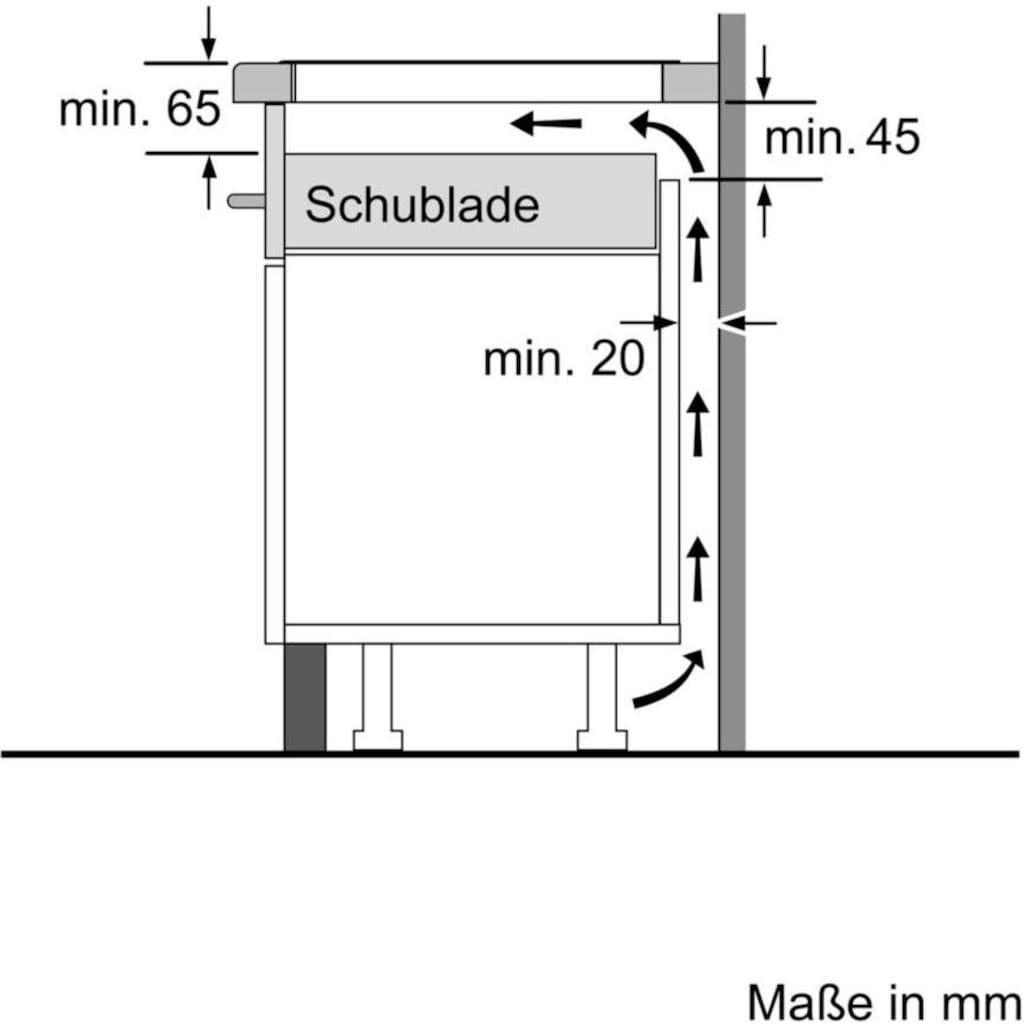 BOSCH Induktions-Kochfeld von SCHOTT CERAN® »PVS645FB5E«, PVS645FB5E