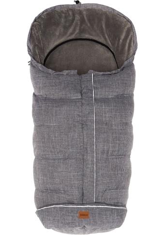 Fillikid Fußsack »Kibo Winterfußsack, melange hellgrau« kaufen