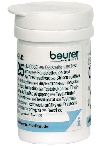 """BEURER Blutzucker - Teststreifen """"GL 42/ GL 43"""" kaufen"""