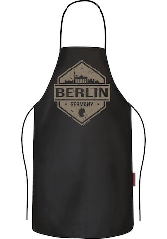 Rahmenlos Grillschürze für den Berlin-Fan kaufen