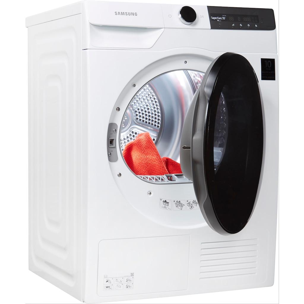 Samsung Wärmepumpentrockner »DV80T7220BH/S2«