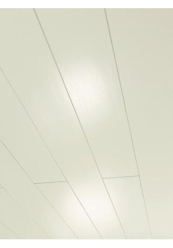 PARADOR Verkleidungspaneel »Novara«, Esche weiß glänzend kaufen