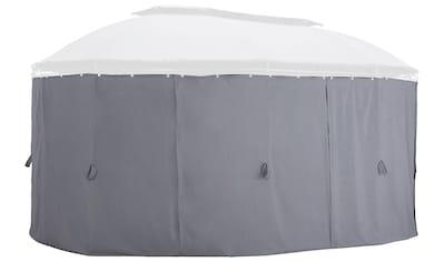 KONIFERA Seitenteile für Pavillon für »Rundpavillon« Ø: 350 cm, 6 Stk. kaufen