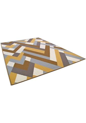Oriental Weavers Teppich »Happy Holiday 1«, rechteckig, 5 mm Höhe, Retro Design, In-... kaufen