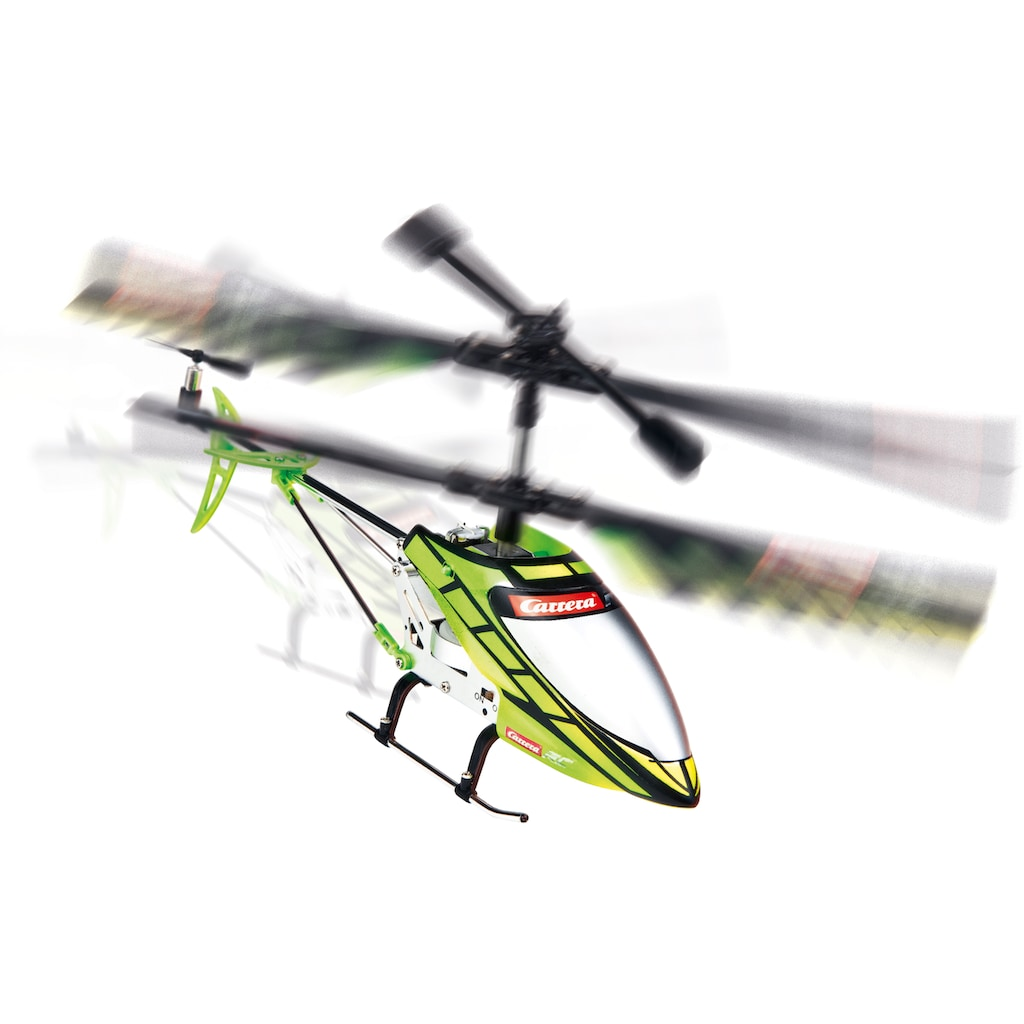 Carrera® RC-Helikopter »Carrera® 2,4 GHz Green Chopper II«