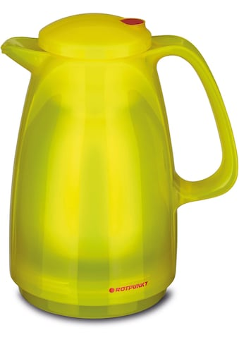 ROTPUNKT Isolierkanne »Glossy Canary«, 0,5 l kaufen
