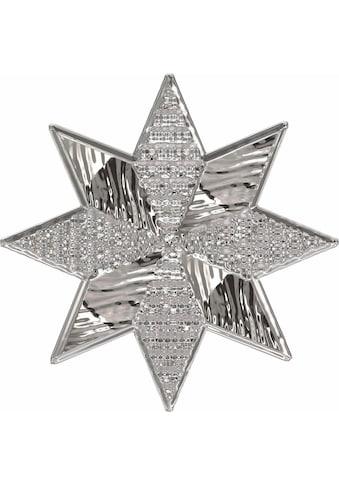 Wandtattoo »Metallic Star Silver« kaufen