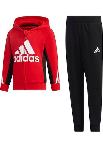 adidas Performance Jogginganzug »LITTLE KIDS FRENCH TERRY TRACKSUIT«, (Set, 2 tlg.) kaufen