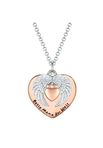 Rafaela Donata Herzkette »RD7704«, (1 tlg.), aus Sterling Silber kaufen