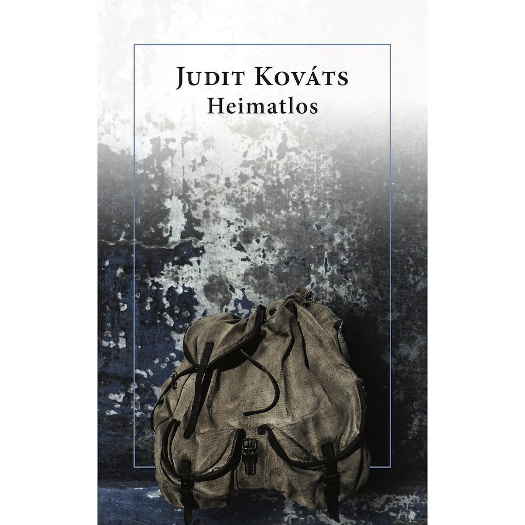 Buch »Heimatlos / Judit Kováts, Eva Zador«