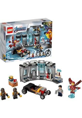 LEGO® Konstruktionsspielsteine »Iron Mans Arsenal (76167), LEGO® Marvel Super Heroes«,... kaufen