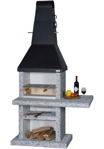 WELLFIRE Grillkamin »Party Quatro«, BxTxH: 110x73x216 cm kaufen