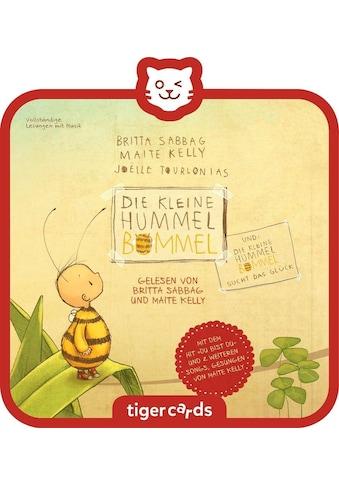 tigerbox Hörspiel »Die kleine Hummel Bommel« kaufen