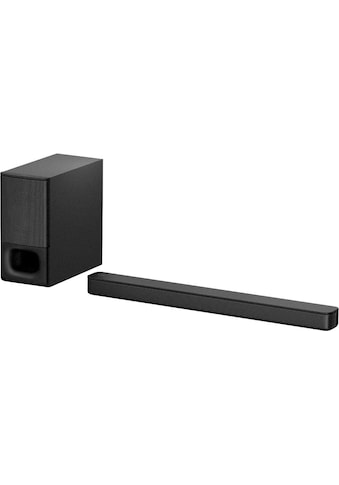 Sony »HT - SD35« Soundbar (Bluetooth, 320 Watt) kaufen