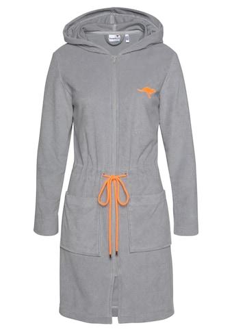 Damenbademantel »Kira«, KangaROOS kaufen