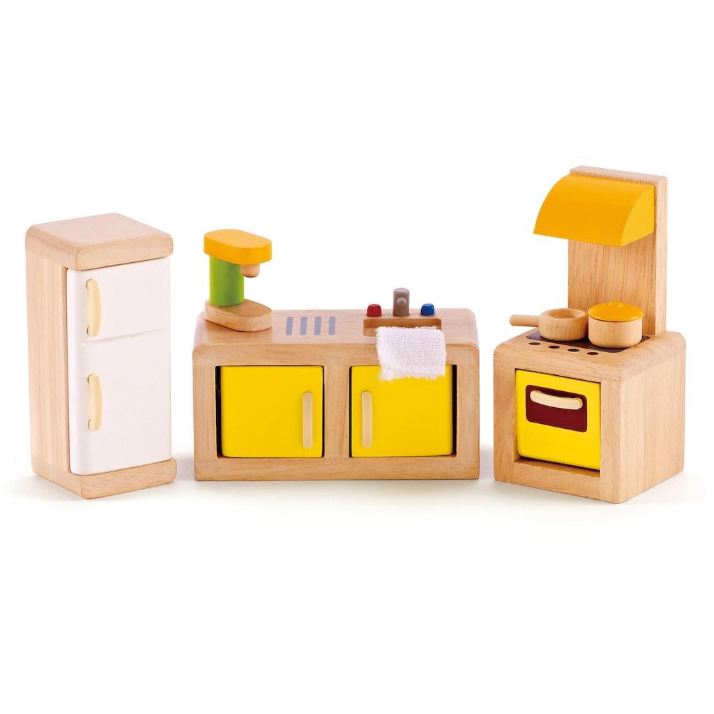 Hape Puppenhausmöbel »Küche«, (7 tlg.)