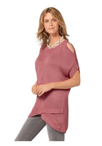 Ambria Strickpullover »Sommer-Pullover« kaufen