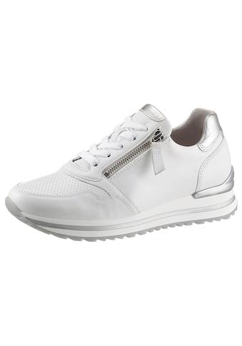 Gabor Keilsneaker »TURIN«, mit silberfarbenen Details kaufen
