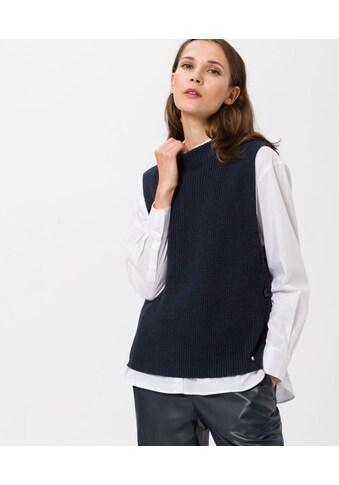 Brax Strickpullover »Style EMILIA« kaufen