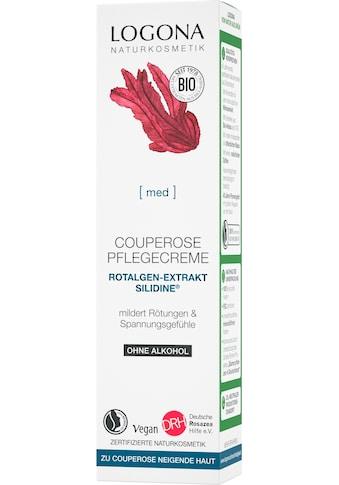 LOGONA Tagescreme »Logona med Couperose Creme Pflegecreme« kaufen