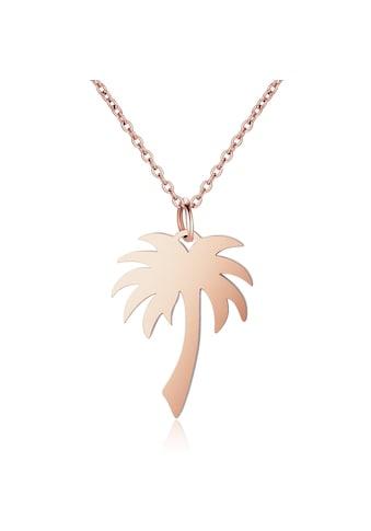 AILORIA Kette mit Anhänger »PALMIER Halskette aus Edelstahl mit Palmen-Anhänger«,... kaufen