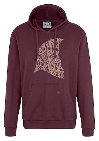 AHORN SPORTSWEAR Kapuzensweatshirt, mit modischem Frontdruck kaufen