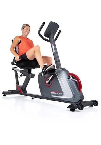 Hammer Sitz-Ergometer »Comfort Motion BT«, Comfortsitz kaufen