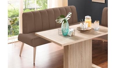 exxpo - sofa fashion Sitzbank »Costa«, Frei im Raum stellbar kaufen