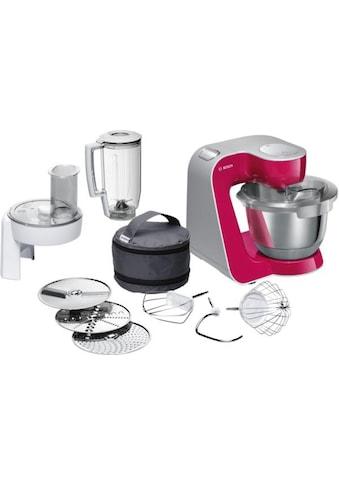 BOSCH Küchenmaschine CreationLine MUM58420, 1000 Watt, Schüssel 3,9 Liter kaufen