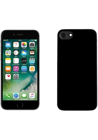PEDEA Smartphone-Hülle »Soft TPU Case (glatt) für Apple iPhone 7«, iPhone 7 / 8, Cover kaufen