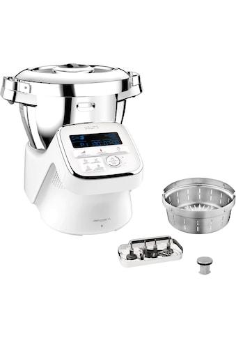 Krups Küchenmaschine mit Kochfunktion HP60A1 i Prep&Cook Gourmet XL, 1550 Watt, Schüssel 4,5 Liter kaufen