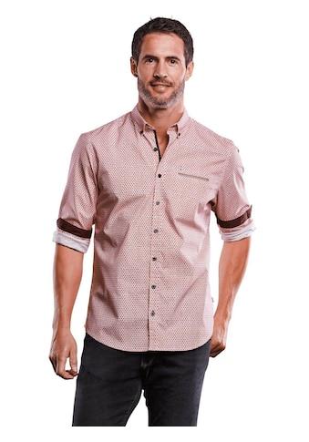 Engbers Gemustertes Hemd Comfort-Stretch kaufen
