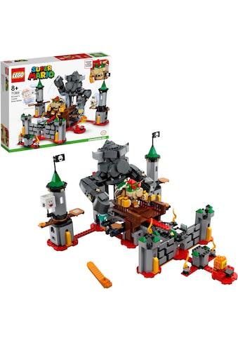 LEGO® Konstruktionsspielsteine »Bowsers Festung – Erweiterungsset (71369), LEGO® Super Mario«, (1010 St.), Made in Europe kaufen