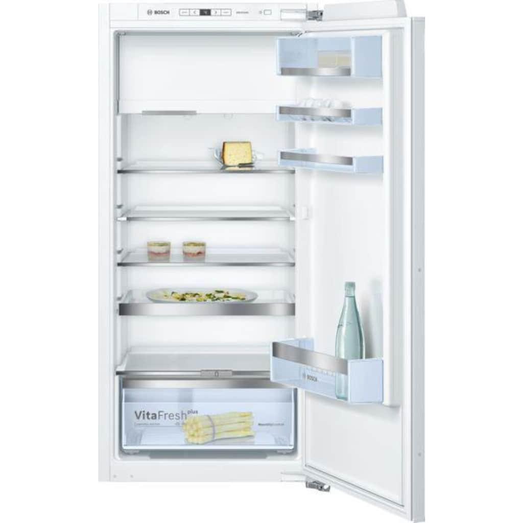 BOSCH Einbaukühlschrank, 122,1 cm