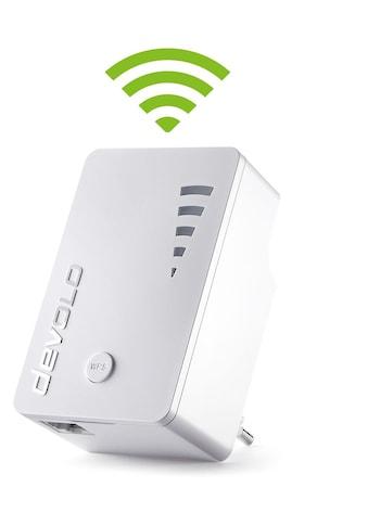 DEVOLO »1xGB LAN, WPS, Repeater, WLAN Verstärker)« Reichweitenverstärker kaufen