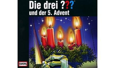Musik - CD Der 5.Advent / Die Drei ???, (3 CD) kaufen